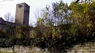 preview picture of video 'Kraichgau  Die Burg Ravensburg im Herbst 2014'