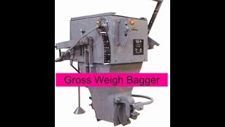 Inpak Systems | Express Scale | GB-32 Gross Weigh Bagging Scale