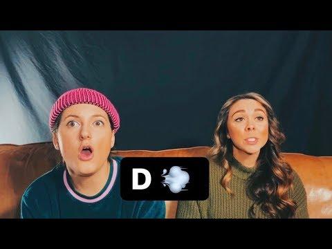 Michele Reacts to D Smoke Last Supper ft Krysi Kroft