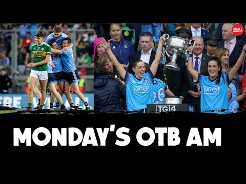 LIVE | #OTBAM: Dublin's 5 breakdown, Irish Rugby in Japan, South Africa Trouble, Arsenal implode |