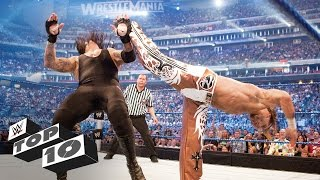 Masters Of The Superkick   WWE Top 10