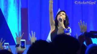 Christina Grimmie in Manila - Over overthinking You