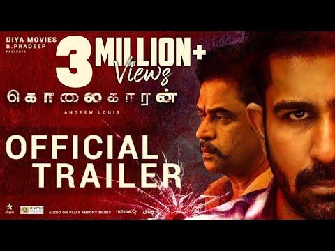 Kolaigaran Official Trailer