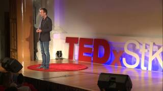 The Difficulty in Expertise: Why Experts Struggle to Teach | Dr Stefan Fothe | TEDxStKilda