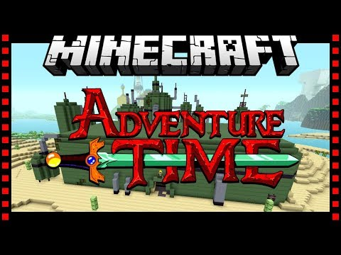 MINECRAFT ADVENTURE TIME MASH UP | MO FACTORY [06] - (Minecraft Console PS4)