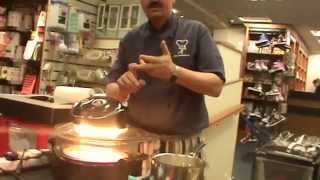 preview picture of video 'Cooking Time with Malcom Harradine!'