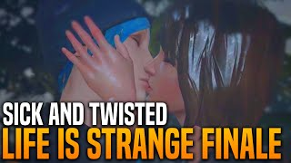 SICK AND TWISTED (Life is Strange FINALE - FULL Ep. 5 - Polarized)