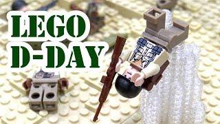 LEGO WWII Operation Overlord (D-Day) | BrickFair Virginia 2018