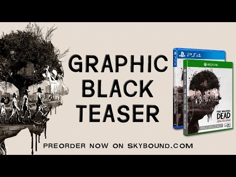 Walking Dead Definitive Series - Graphic Black Teaser thumbnail