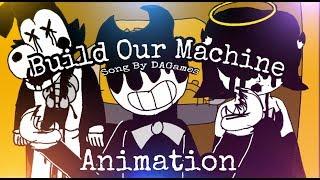BATIM Animation Build Our Machine DAGames