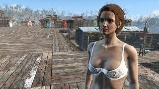 "Fallout 4 (мод): "" Ретекстур Нижнего Белья"""