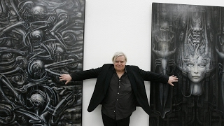 An Interview With Alien Artist HR Giger