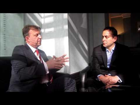 Adam Tyler, CE of NACFB speaks to Regentsmead TV