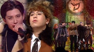 """""""Comeback Special"""" Block B - Shall We Dance @ popular song Inkigayo 20171112"""