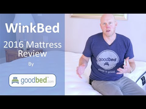WinkBed Mattress Review (VIDEO)