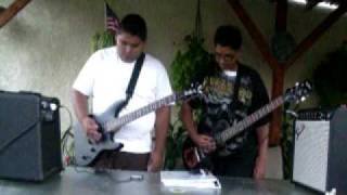 Avenged Sevenfold - An Epic Of Time Wasted (DUET COVER)_CISCO T._TOMMY O._