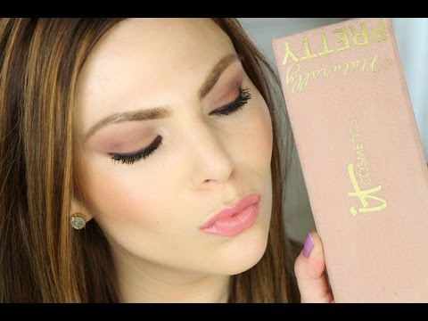 Naturally Pretty Essentials Matte Luxe Transforming Eyeshadow Palette by IT Cosmetics #3