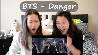 BTS (방탄소년단)  - Danger MV Reaction Rextine
