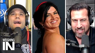 Why did Dana White call Gina Carano a B*tch? | WEIGHING IN