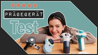 Der ultimative Etikettier-Prägegerät Test  | DYMO Junior + Omega, Artemio, Miss Good