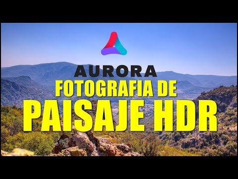 Fotografía de paisaje HDR con Skylum Aurora HDR 2019