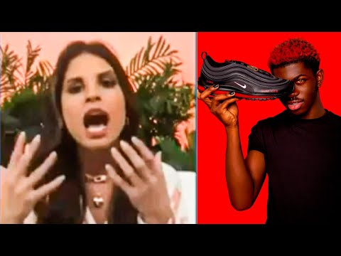 Newsmax Lady Has Emotional Breakdown Over Lil Nas X