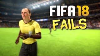 FIFA 18 FAIL Compilation