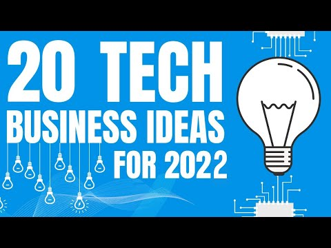 , title : '20 Profitable Tech Business Ideas to Start a Business in 2021