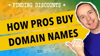 Buying A Domain Name For Your Website (From GoDaddy) - Tips & Tricks of the Pros | WP Learning Lab