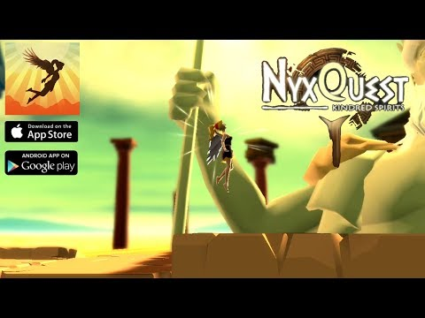 NyxQuest: Kindred Spirits Android Gameplay Full HD by Over the Top Games