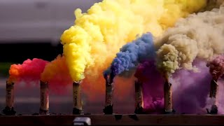 How To Make COLORED Smoke in Hindi - for photography and effects