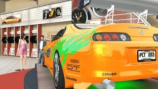 Test Drive Unlimited Platinum   All Fast And Furious Conversions + Gameplay