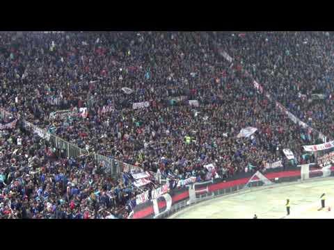 """""""En las malas te juro que nunca te voy a dejar   Los De Abajo   Udechile vs Iquique 2019"""" Barra: Los de Abajo • Club: Universidad de Chile - La U • País: Chile"""
