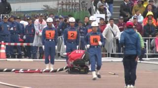 平成26年全国消防操法大会22愛知県豊田市消防団