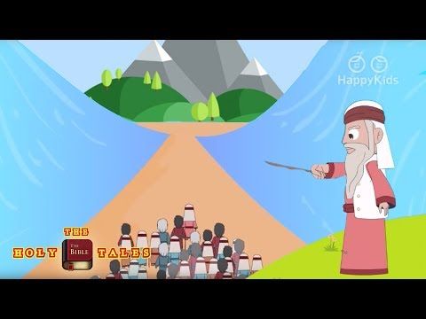 Book Of Exodus I Old Testament Stories I Animated Children's Bible Stories| Holy Tales Bible Stories
