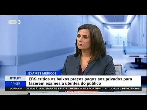 RTP3  - Dr. Óscar Gaspar - entrevista (видео)