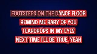 Teardrops - Joss Stone   Karaoke LYRICS