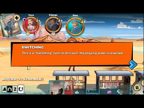 Tutorial: How to Play Colt Express