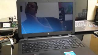 How to ║ Restore Reset a HP Notebook 15 to Factory Settings ║ Windows 10