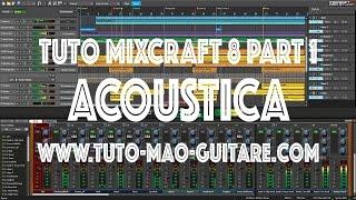 acoustica mixcraft - मुफ्त ऑनलाइन वीडियो