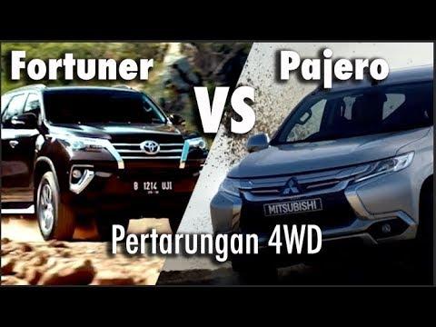 Pertarungan 4WD: Pajero vs Fortuner I OTO.com