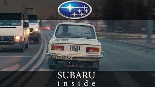 ЗАЗ с двигателем SUBARU  // первый выезд в город
