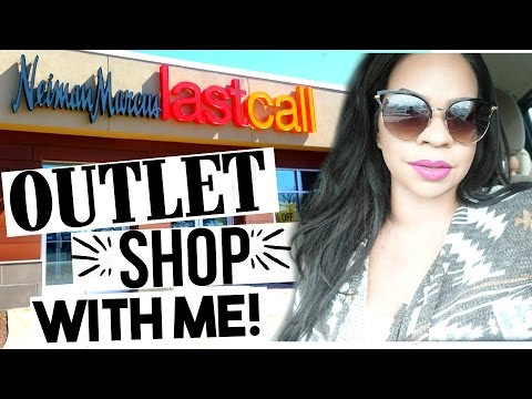 SHOP WITH ME: NEIMAN MARCUS LAST CALL + HAUL!!! (MUST WATCH VIDEO WITH A TWIST!!!)