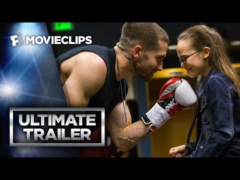 Southpaw 'Ultimate Fighter' Trailer