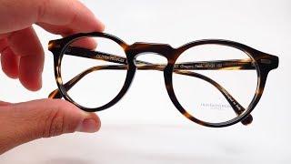 Oliver Peoples Gregory Peck OV 5186 Eyeglasses Review & Unboxing
