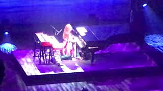 Tori Amos, L A 2nd Show, December 2nd, 2017 :  Taxi Ride