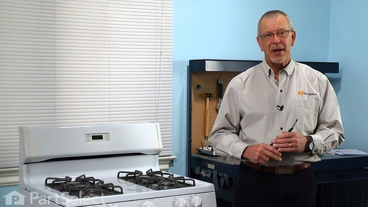 Replacing your General Electric Range Flat Style Oven Igniter Kit