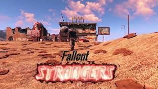 Fallout Strangers Machinima Official Trailer