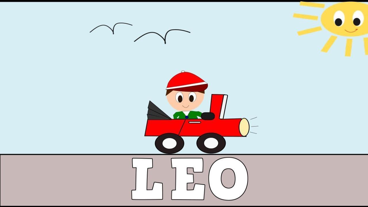 Aprender a Leer y Escribir LEO - Vídeos educativos para Niñosy Bebés - Paty y Poty