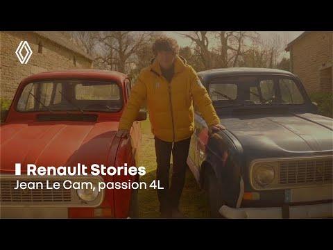Musique publicité Renault Jean Le Cam, passion 4L | Renault Group    Juin 2021